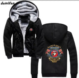 Marines Fleece Jackets
