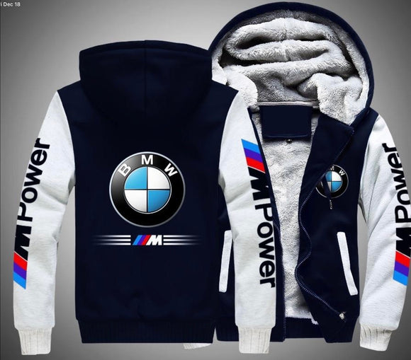 BMW Fleece Jackets