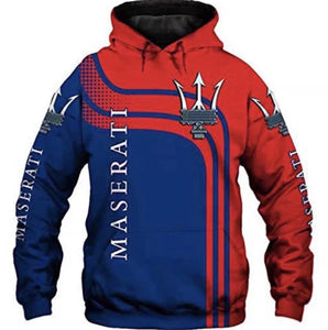 Maserati Light Hooded Jacket