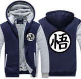 Dragon Ball Z Fleece Jackets