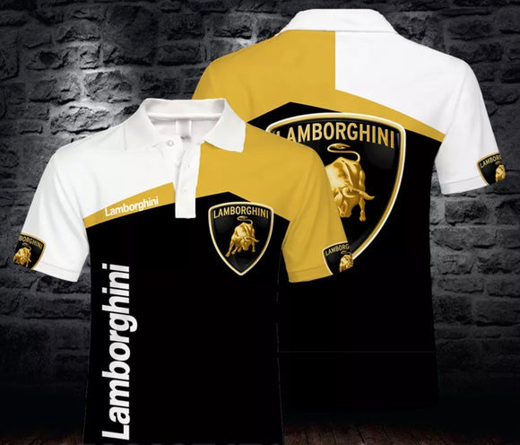 Lamborghini Polo Shirts (light and thin)