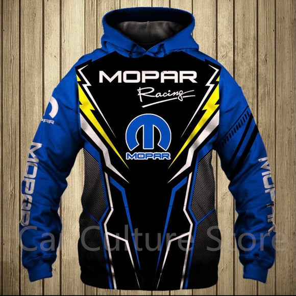 Mopar Racing Light Hooded Jacket
