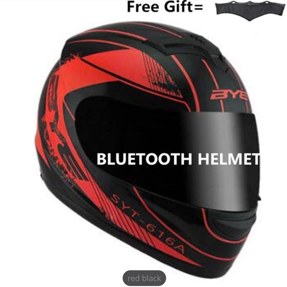 Bye motorcycle Helmets (bluetooth up to 25.2 inch circumstance)