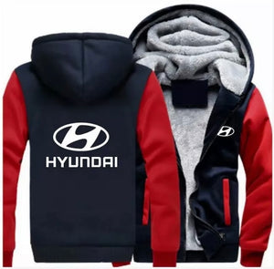 Hyundai Fleece Jackets