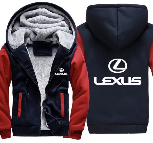 Lexus Fleece Jackets (shipping delays)