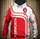 Kenworth Light Hooded Jacket