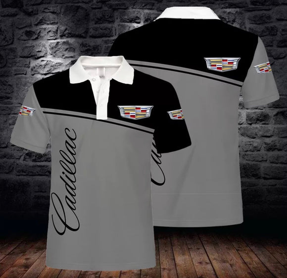 Cadillac Polo Shirt (light and thin)