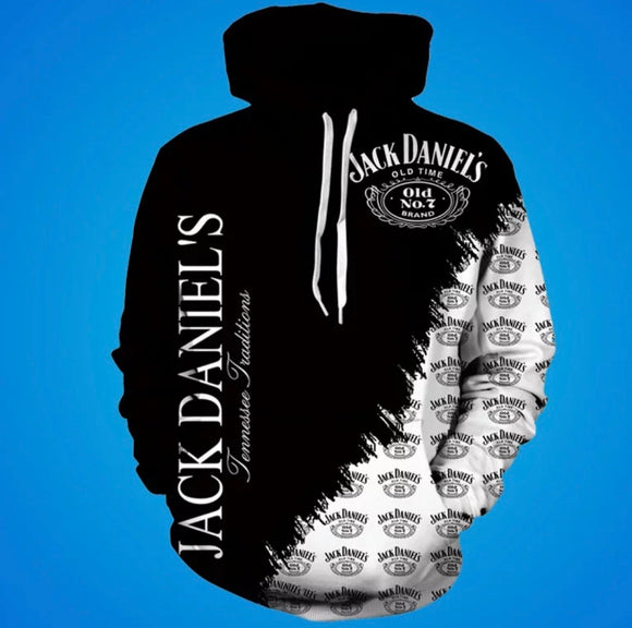 Jack Daniels Light Hoodies
