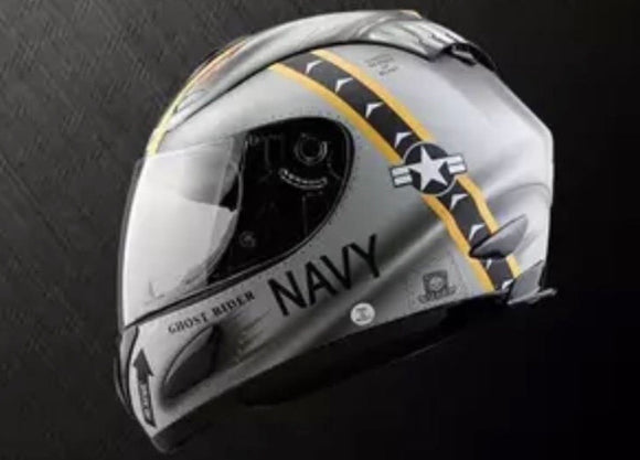 Navy Tribute Helmets