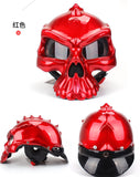 Skull motorcycle helmets (up to 25 inch circumstance)