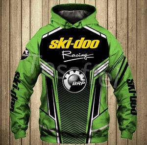 Ski-Doo Racing Light Hooded Jackets