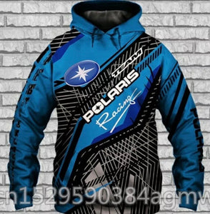 Polaris Light Hooded Jacket
