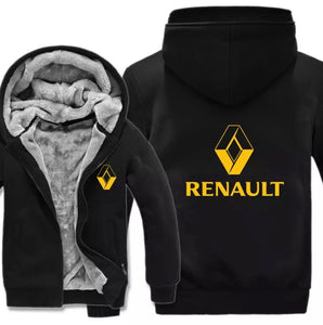Renault Fleece Jackets