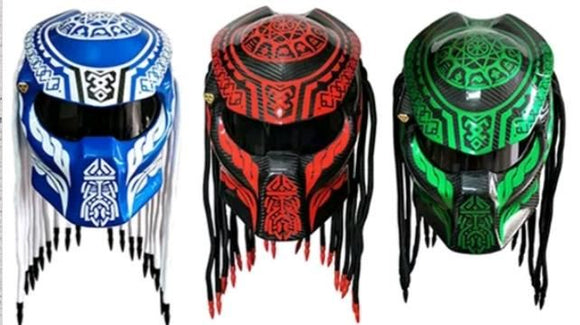 Masei Predator Helmets In Three Colors. - Helmets