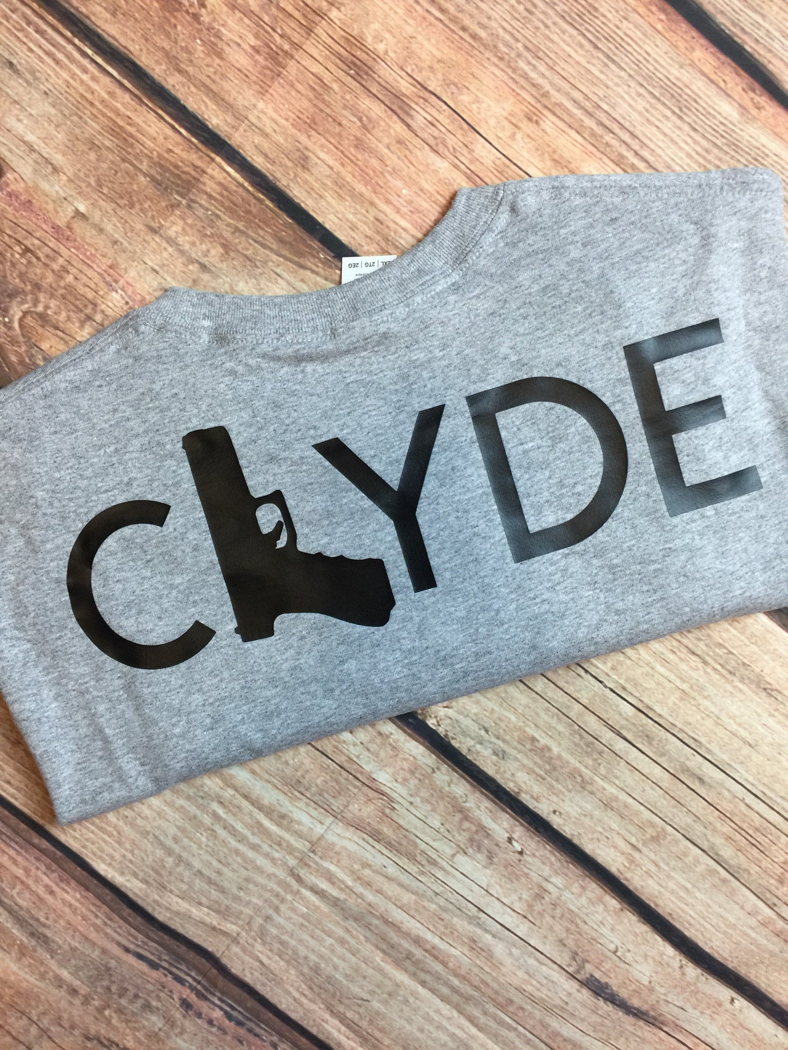 Clyde & Bonnie Shirt Shes All I Need In This Life Of Sin