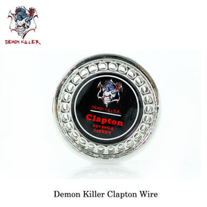 Demon Killer Resistance Wire Clapton Wire - Golden Boy Vape Shop
