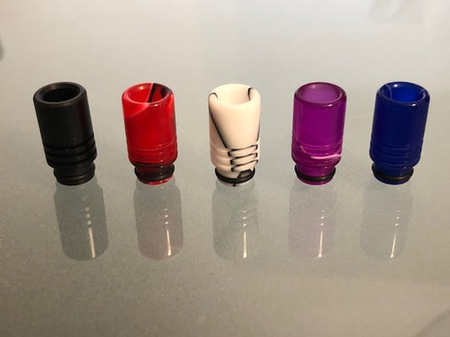 Plastic drip tip 510 - Golden Boy Vape Shop