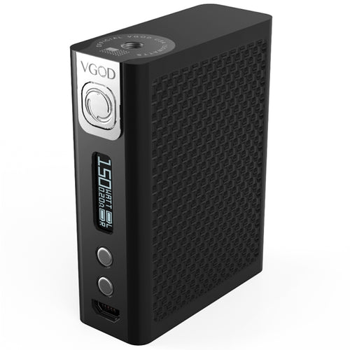 VGOD Pro 150W Box Mod - Golden Boy Vape Shop
