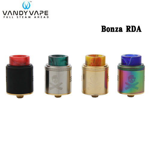 Vandy Vape Bonza RDA  2ml - Golden Boy Vape Shop