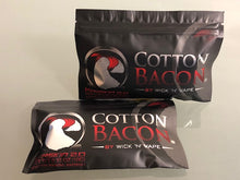 Wick 'N' Vape- Cotton Bacon Version 2.0 - Golden Boy Vape Shop