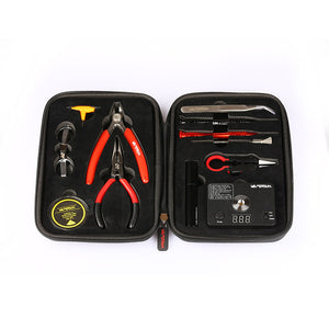 Vaporam DIY Tool Kit 4.0 for ECigaratte Black - Golden Boy Vape Shop