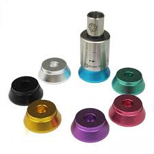 Aluminum Base RDA RBA Tank Clearomizer Atomizer Stand Metal Holder