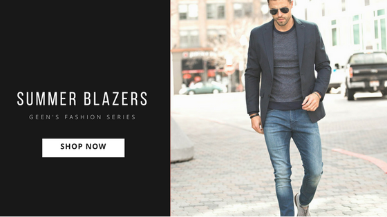 How to Choose the Perfect Summer Blazer
