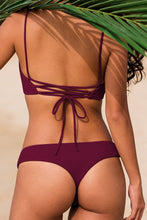 MOYO BOTTOM - PLUM
