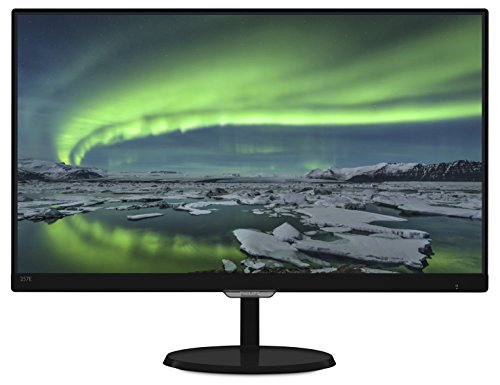 Philips 257E7QDSB 25-Inch IPS LED-Lit LCD Monitor, Full HD Res, 250cd/m2, 5ms, 20M:1 DCR, VGA,DVI,HDMI-MHL