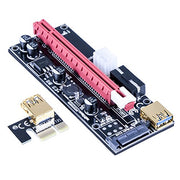 PCI-E 16x to 1x Powered Risers 2 Pack - Altcoin Ninjas