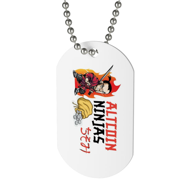 Executioner Dog Tag