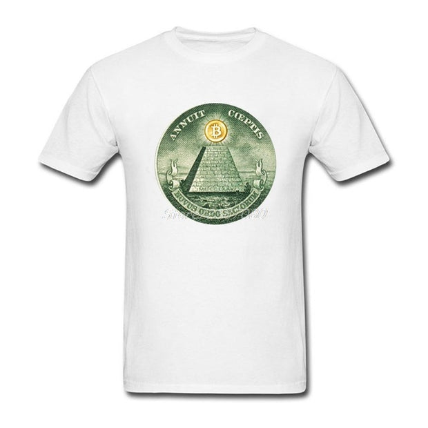 "T-Shirt ""All Seeing Eye"" - Altcoin Ninjas"