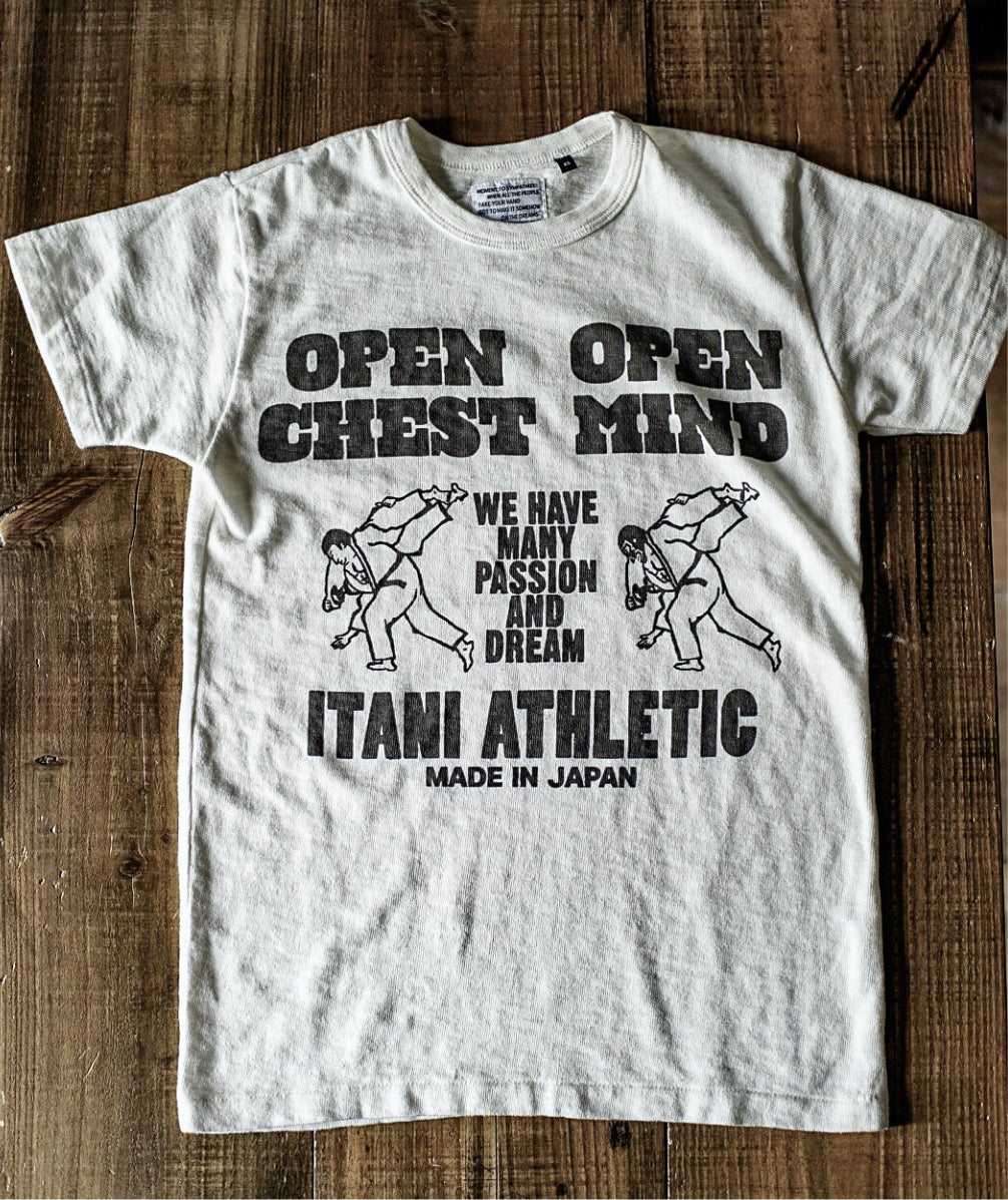 OPEN MIND T-SHIRTS