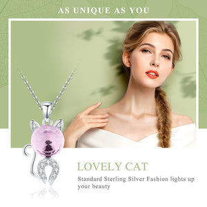 Cat necklace - Pets and Fashion