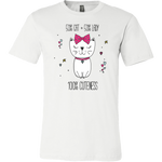 50/50 Cat Lady Shirt - Pets and Fashion