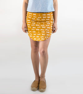 Pattern Hack: The Sunny Skirt