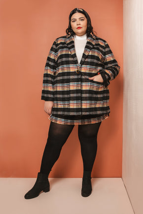 Heather Blazer - PDF Pattern