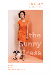The Sunny Dress  / Top - Printed Pattern