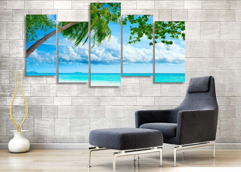 Beach Resort Canvas
