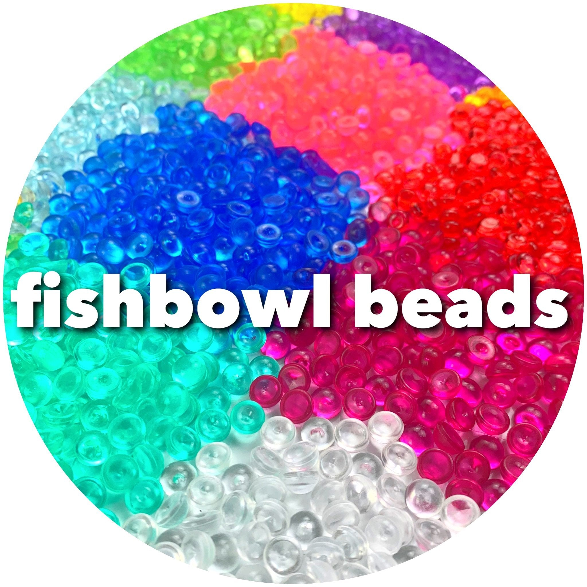 Shop Fishbowl Beads - DIY Slime Supplies - Dope Slimes