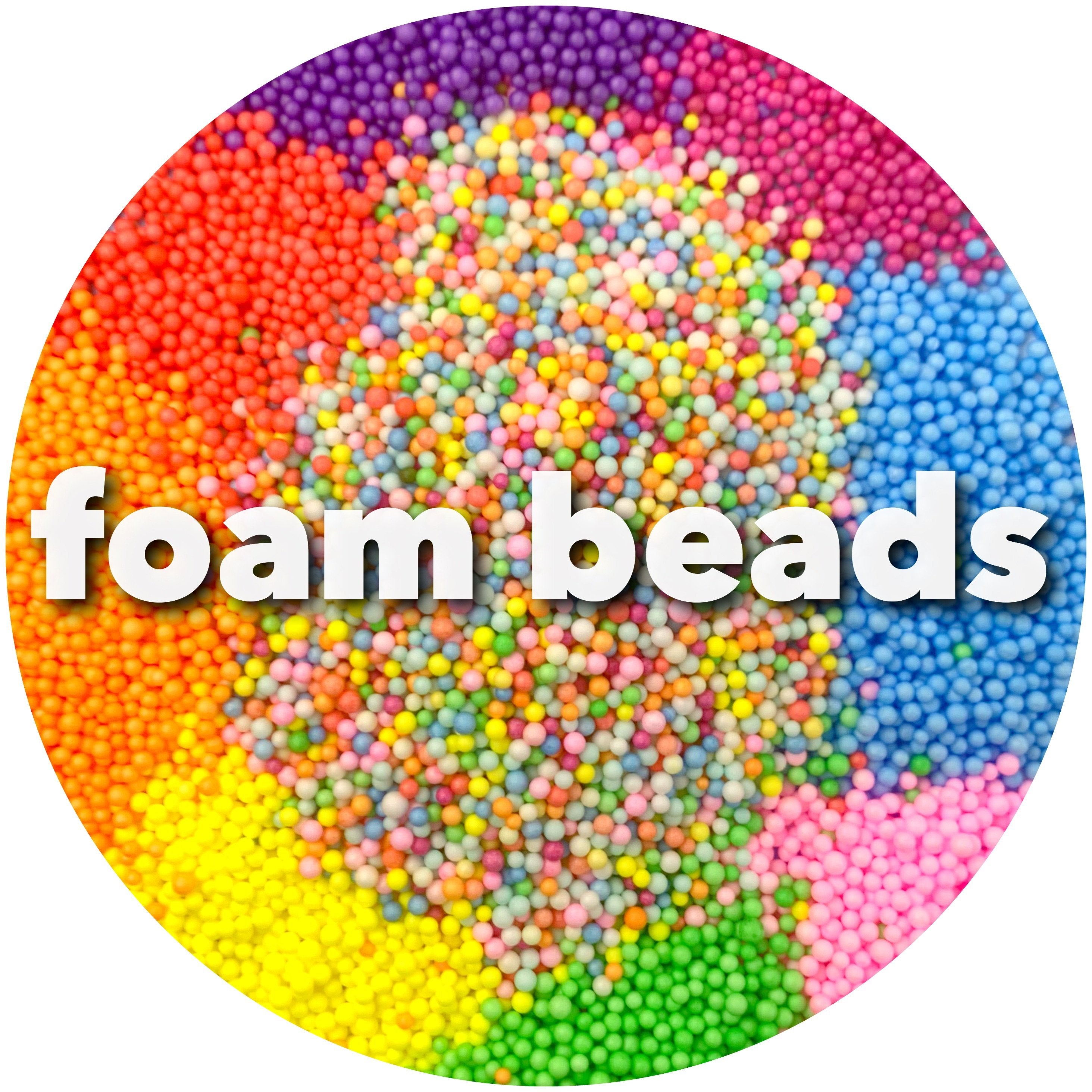 Slime Foam Beads - Buy Slime Supplies - Dope Slimes