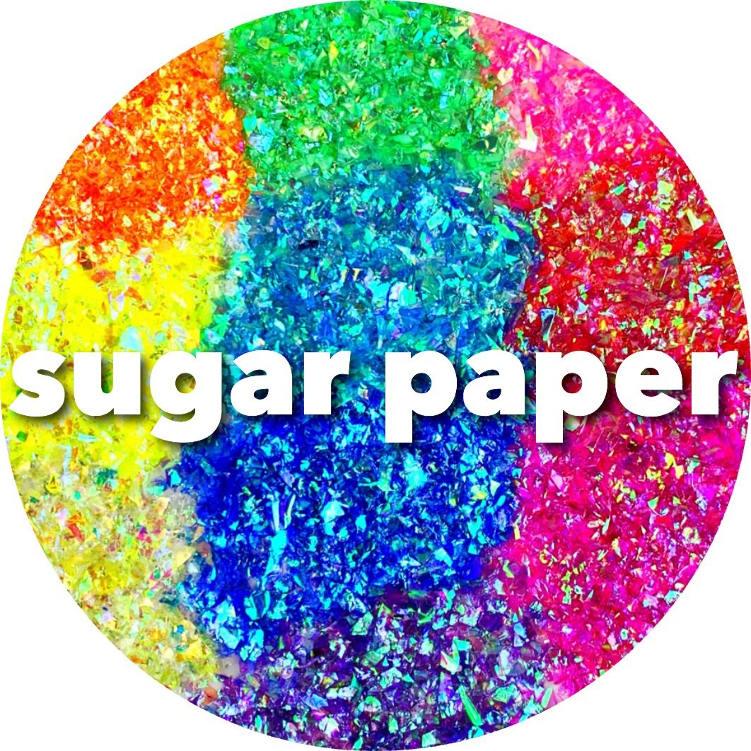 Sugar Paper - Shop Slime Supplies - Dope Slimes