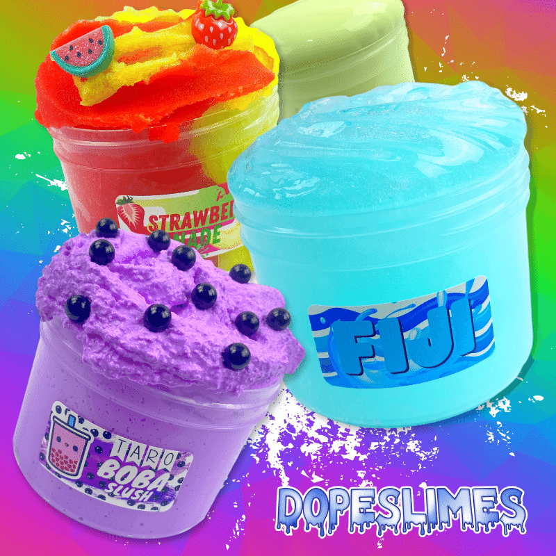 Dope Slimes Newest Slime Restocked