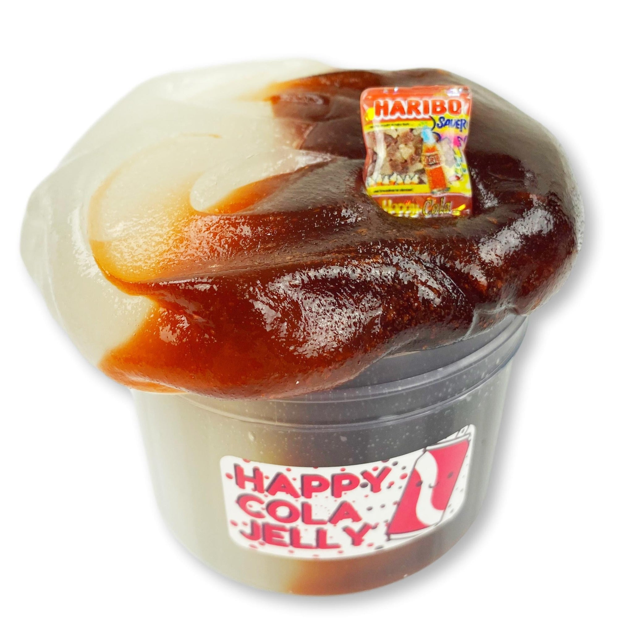 Happy Cola Jelly Slime - Shop Slime - Dope Slimes