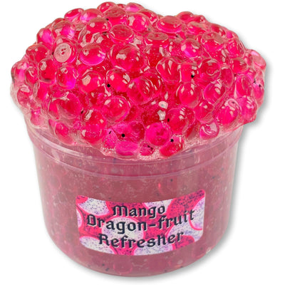 Mango Dragonfruit Refresher Slime - Buy Slime Here - Dope Slimes Shop