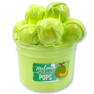 Melona Cream Pops Thick & Glossy Slime - Shop Slime - Dope Slimes