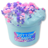 Cotton Candy Explosion Floam Slime - Buy Slime - DopeSlimes Shop
