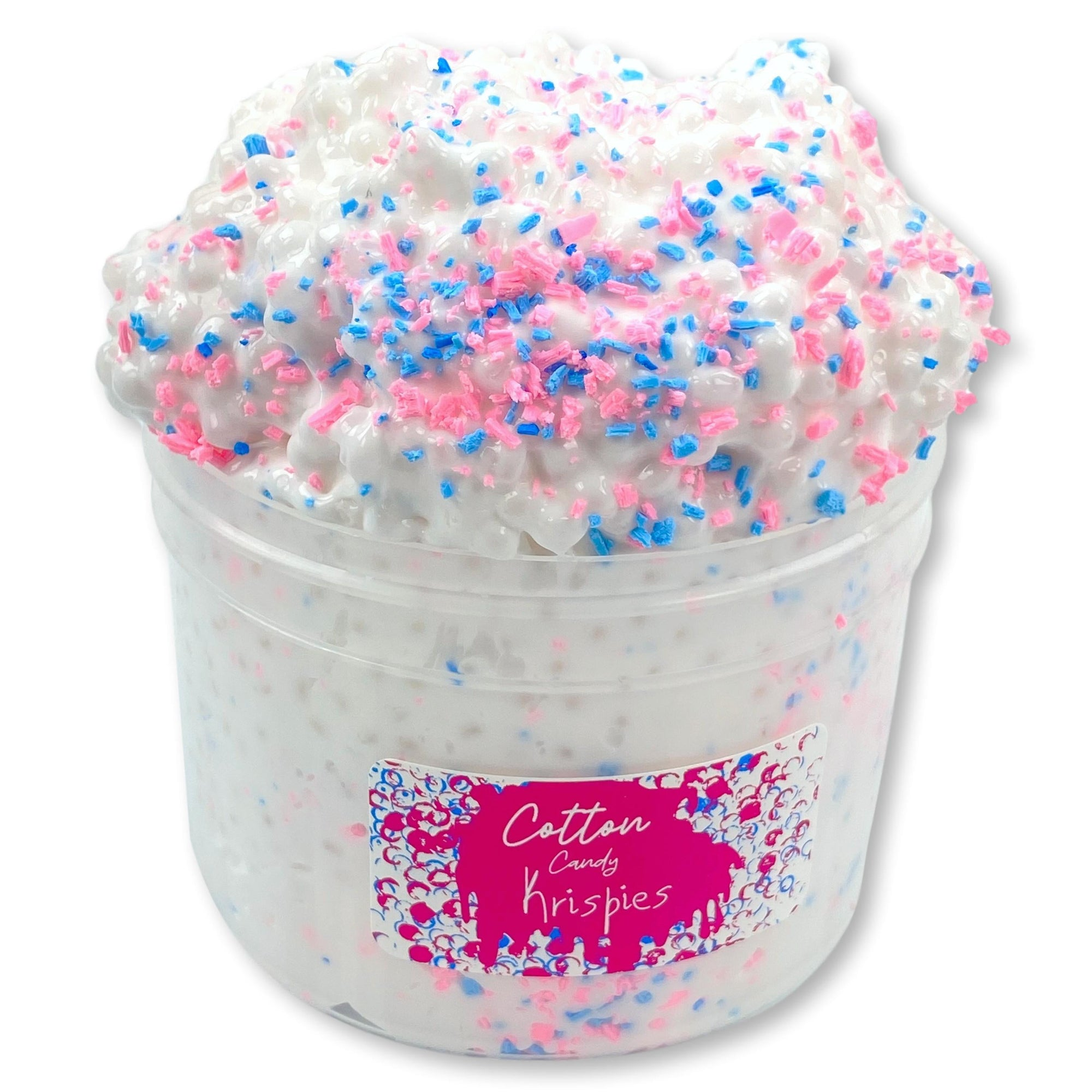 Cotton Candy Krispies Scented Slime - Shop Slime - Dope SlimesCotton Candy Krispies Scented Slime - Shop Slime - Dope Slimes