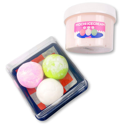 Mochi Ice-Cream DIY Slime - Shop Slime - Dope Slimes