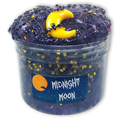 Midnight Moon Bingsu Slime - Shop Slime - Dope Slimes